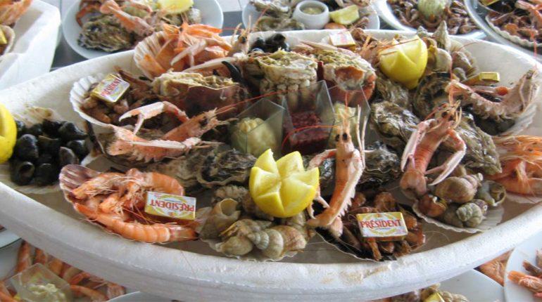 crustacés